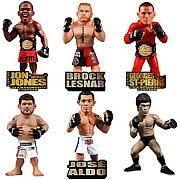 UFC Ultimate Collector Series 8 Revision 1 Figure Case