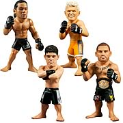 UFC Ultimate Collector Series 9 Revision 1 Figure Case