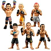 UFC Ultimate Collector Series 9 Revision 2 Figure Case
