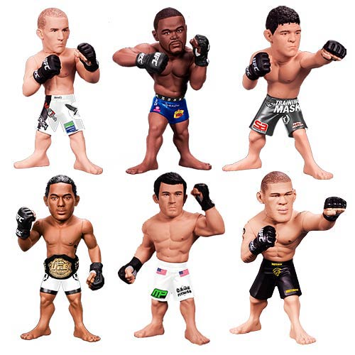 UFC Ultimate Collector Series 13 Action Figure Case