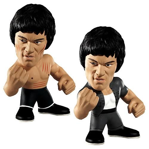 Bruce Lee Titans 5-inch Wave 2 Vinyl Figure Set