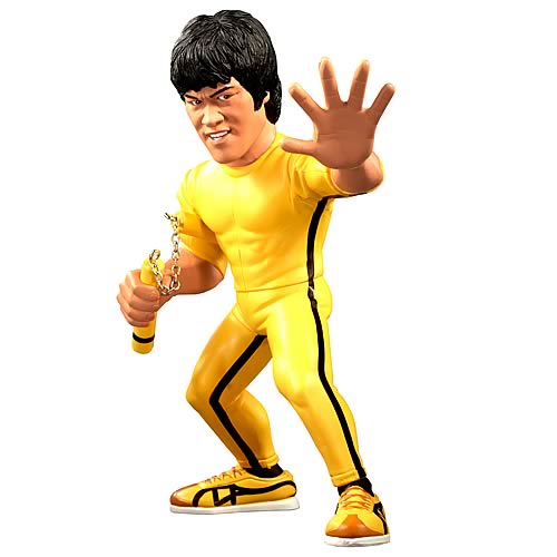 Bruce Lee 6-Inch Fanatiks Game of Death Wave 1 Action Figure