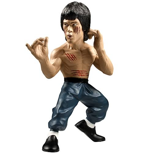 Bruce Lee Fanatiks Scratches Wave 2 Action Figure