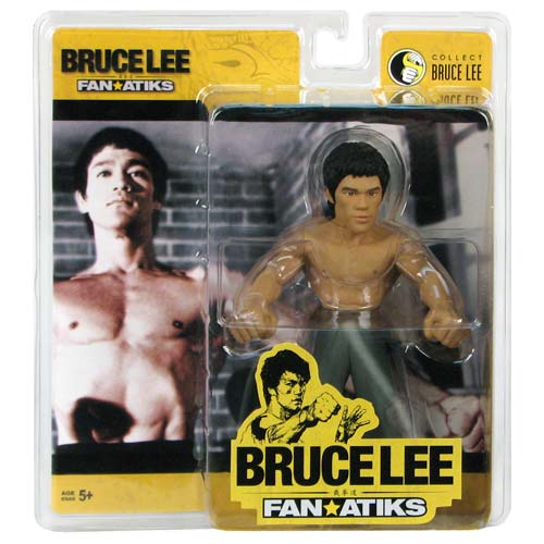 Bruce Lee Fanatiks 6-inch Series 3 Flex Action Figure
