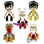 Bruce Lee Temple of Kung Fu Blind Box Figures 5-Pack