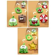 Cut the Rope 6-Inch Reversible Plush Case