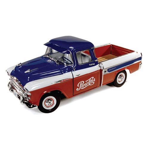 Chevrolet Cameo 1957 Pepsi Delivery Truck Die-Cast Vehicle