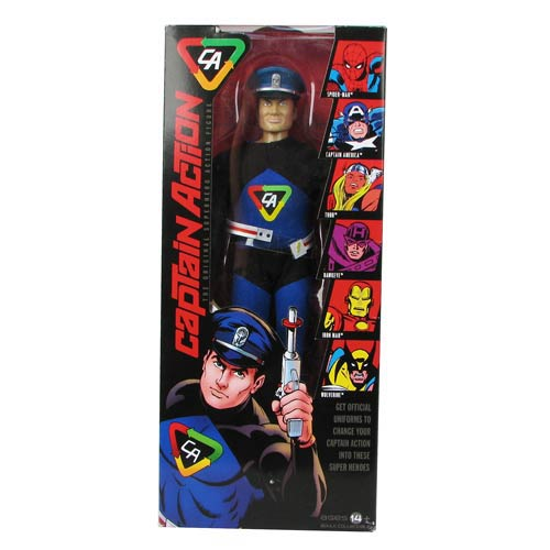 Captain Action Wave 3 Action Figure