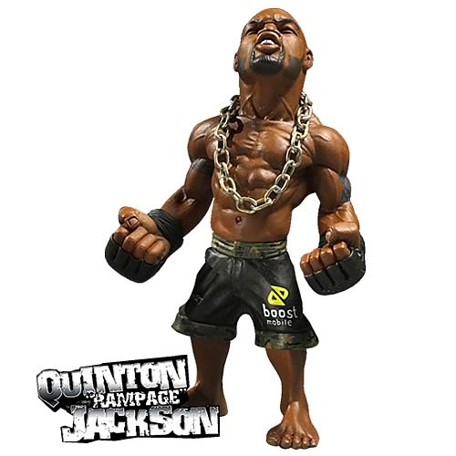 World of MMA Champions Wave 1 Quinton Jackson Figure
