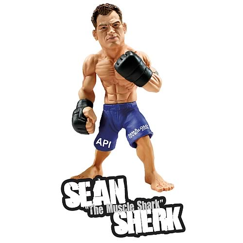World of MMA Champions Wave 2 Sean Sherk Action Figure