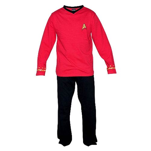Star Trek Original Series Scotty Pajama Set
