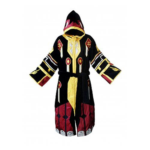 World of Warcraft Paladin Cotton Bathrobe