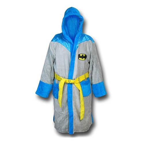 Batman Retro Cotton Bathrobe