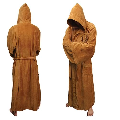 Star War Bears Star Wars Jedi Fleece Bathrobe