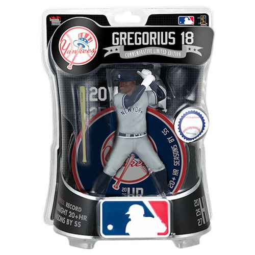 MLB New York Yankees Didi Gregorious Limited Edition 6-Inch Action Figure