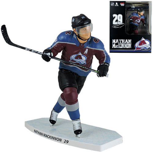 NHL Colorado Avalanche Nathan MacKinnon 12-Inch Action Figure