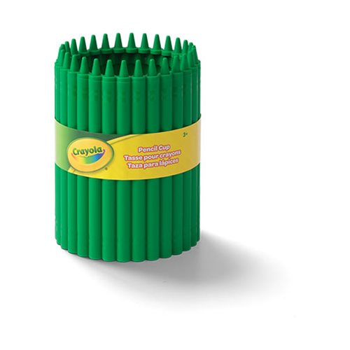 Crayola Mountain Meadow Pencil Cup
