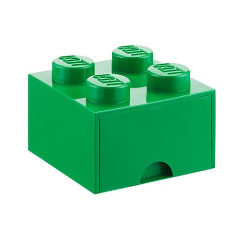 LEGO_Dark_Green_Brick_Drawer_4