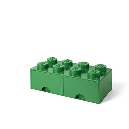 LEGO_Dark_Green_Brick_Drawer_8