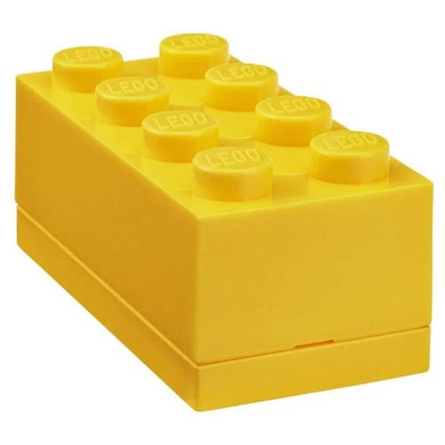 LEGO Bright Yellow Mini Box 8
