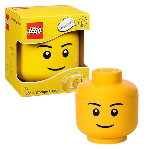 LEGO_Large_Boy_Storage_Head