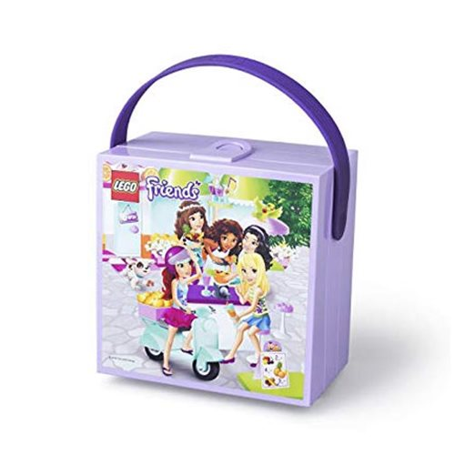 LEGO_Friends_Lunch_Box_with_Lavender_Handle
