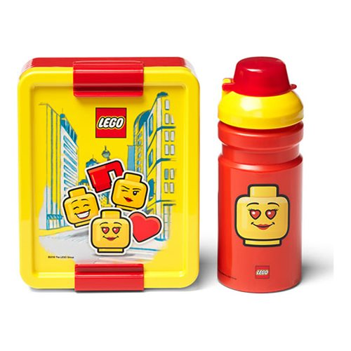 LEGO Iconic Girl Snack Set