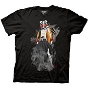Bleach Hollow Ichigo Form with Smoke T-Shirt