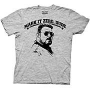 The Big Lebowski Mark It Zero T-Shirt