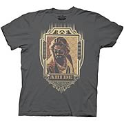The Big Lebowski Abide Shield T-Shirt