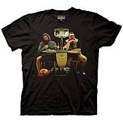 Big Lebowski Dude and Walter Bowling T-Shirt
