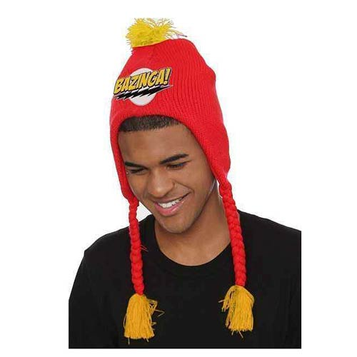 Big Bang Theory Bazinga! Laplander Hat