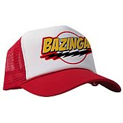 Big Bang Theory Bazinga Trucker Hat