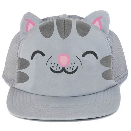 Big Bang Theory Soft Kitty Trucker Hat with Ears