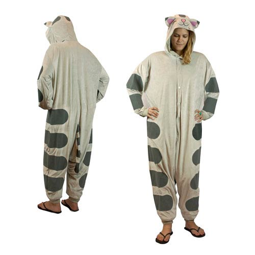 Big Bang Theory Soft Kitty Kigurumi Costume