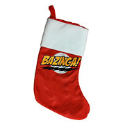 Big Bang Theory Bazinga Holiday Stocking