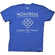 Blades of Glory Montreal Games T-Shirt