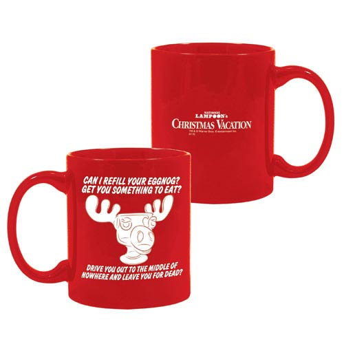 National Lampoon's Christmas Vacation Red Moose Mug