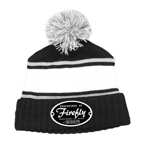 Firefly Engineered by Firefly Pom Beanie Hat