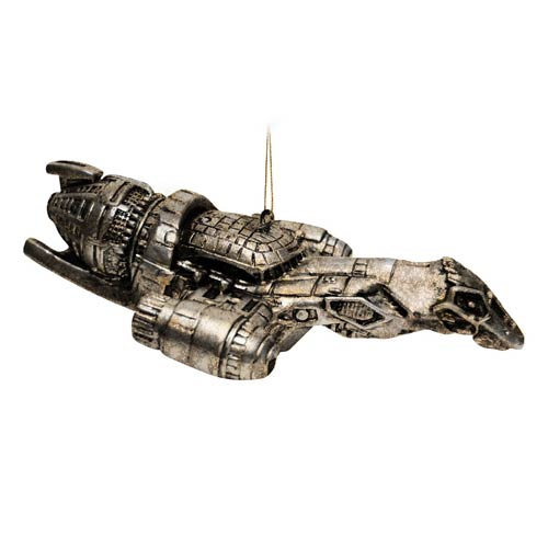 Firefly Serenity Ship Christmas Ornament