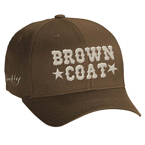 Firefly Browncoat Brown Baseball Hat