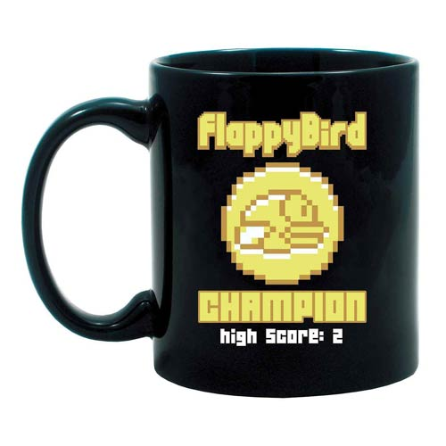 Flappy Bird Champion Mug
