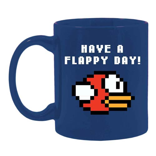 Flappy Bird Have A Flappy Day! Mug