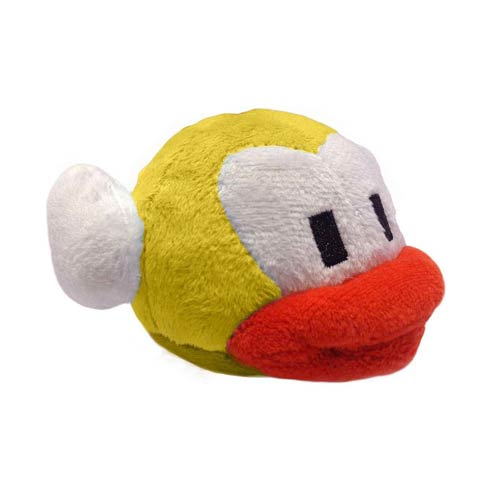 Flappy Bird 5-Inch Yellow Plush