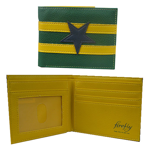 Firefly Independents Flag Wallet