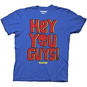 Goonies Hey You Guys Quote Blue T-Shirt