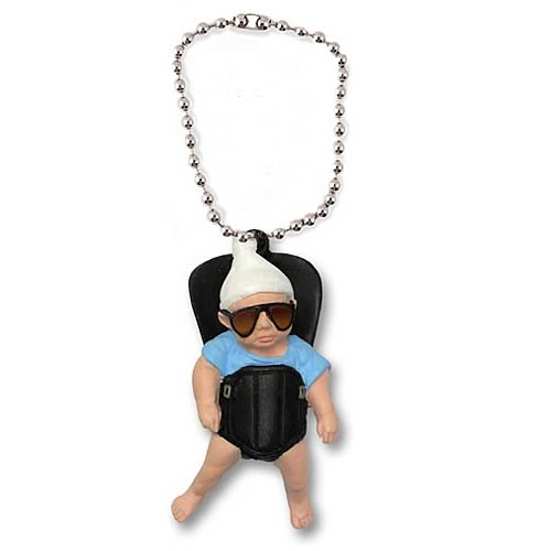 The Hangover Baby Carlos Key Chain