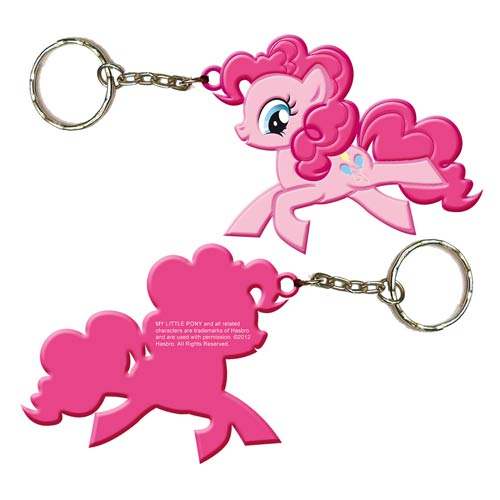 My Little Pony Friendship Is Magic Pinkie Pie Key Chain