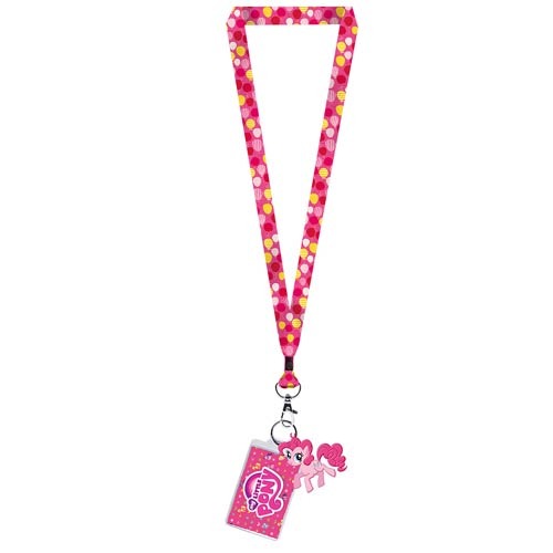 My Little Pony Pinkie Pie Lanyard Key Chain