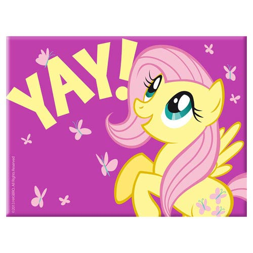 My Little Pony Friendship is Magic Fluttershy Yay! Magnet